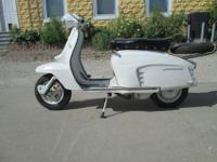 The Lambretta TELEVISION 200 is among the most
