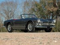 A Maserati 3500 GTi with 3.5 Litre Inline Six-Cylinder