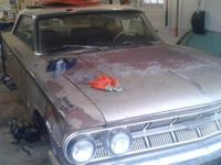 1963 Mercury Marauder S55 MUST SELL due to health