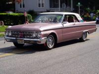 For Sale: a beautiful 1963 Mercury Meteor 2 door custom