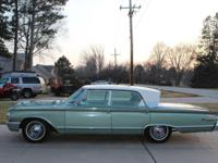 This 1963 Mercury Monterey S-55 was featured on SPEED