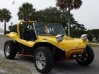 OFFERING MY FLORIDA FUN IN THE SUN CLASSIC DUNE BUGGY.