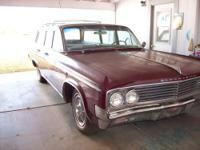 1963 olds. super 88 wagon. shows 88K miles. this car is