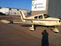 1963 PIPER CHEROKEE 180B Good flying 180B. Approx.