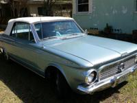 1963 Plymouth Signet 200. -Tires are new,carpeting is