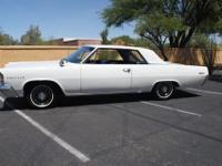 1963 Pontiac Grand Prix Coupe (AZ) - $23,900 Exterior: