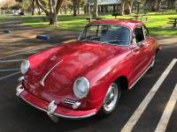 1963 Porsche 356 that been very well taken care of.