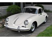 1963 Porsche 356B Super Coupe VIN: 213303 Engine No.