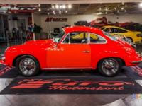 This is a Porsche, 356 for sale by Euro Motorsport. The
