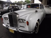 Rolls-Royce Silver Cloud III with a 350 Chevy Engine V8