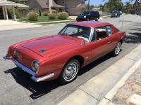 Studebaker Avanti R2, which in itself is rare, and then