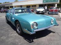 This is a very rare collectible Studebaker Avanti R2