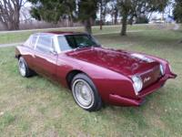 1963 Studebaker Avanti R1. -Parting with a beautifully