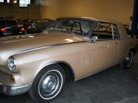 1963 Studebaker Gran Turismo Hawk  Very straight body.