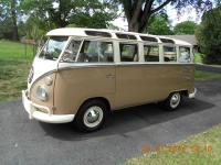 beautiful 1963 Volkswagen 23 Window Van. It is a