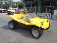 For sale !!!!! 1963 Volkswagen fiberglass speed buggy.