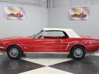 Stk#071 1964 1/2 Ford Mustang 65,000 plus Original