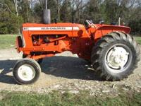 1964 Allis-Chalmers D17 Series 3 55hp gas tractor, good