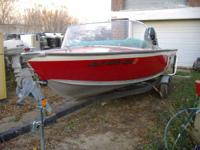 Great dependable boat, 1963 Mercury 65 hp, new water