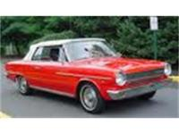 1964 American Rambler 440 2dr convertible. Only 37,000