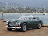 1964 Austin Healey 3000 MK III BJ8. Offered for sale is