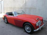1964 Austin-Healey 3000 Mark III Here is a, 1964