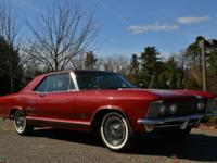 1964 Buick Riviera.  -The car is in beautiful show