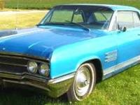 One of a Kind and Gorgeous 2 Door Buick Wildcat In
