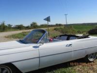 1964 Cadillac Convertible (IA) $15,500 Restored 15