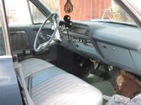 1964 Deville resoration vehicle. Car is in great shape