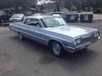 1964 Chevy Impala SS new tires, rims, all bearings,