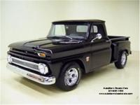 Stk. 1523 1964 Chevrolet C-10 Stepside Truck Detailed