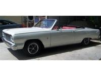 Another rare car just arrived 1964 Chevelle