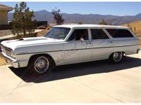 1964 Chevelle 300 Wagon If your looking for a muscle