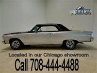 1964 Chevrolet Malibu SS that is ready to show and