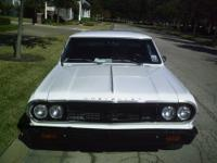1964 Chevrolet Chevelle Coupe This Chevelle is mainly a
