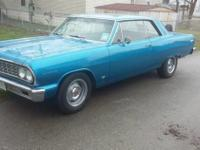 1964 Chevrolet Chevelle Malibu (OH) - $21,995 2 door,