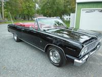 1964 Chevy Chevelle Malibu SS Convertible very clean