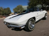Here is beautiful 1964 Chevrolet Corvette Convertible