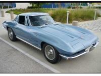 Purchased from a Corvette Museum, this beautiful 1964