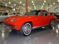 THIS IS A WONDERFUL, ORIGINAL 1964 CHEVROLET CORVETTE