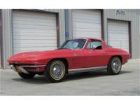 This 1964 Chevrolet Corvette Sting Ray L84 375hp Fuel