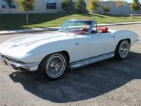 1964 Chevrolet Corvette. All of the interior is new and