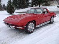 This is a Very Solid 1964 Corvette. It has a Number