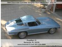 1964 Chevrolet Corvette Stingray, 100 Address: