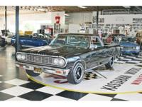 1964 Chevrolet ElCamino 4 - Speed - Solid 1964