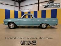 1964 Chevrolet El Camino. Recently rebuilt this