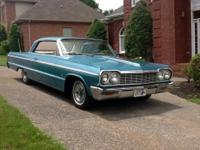 1964 Impala SS matching numbers 283, powerglide 2 speed