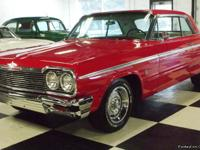 1964 Chevy Impala SS A beautiful example of the era's