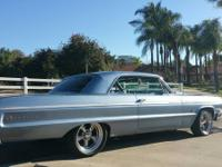 1964 Chevy Impala - True SS Super Sport - RestoMod -
